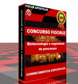 Apostila FIOCRUZ - Biotecnologia e engenharia de processos
