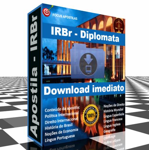 apostila irbr diplomata concurso rio branco pdf download