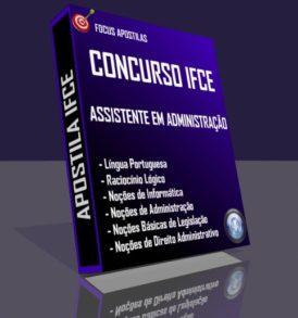 apostila IFCE assistente administração pdf download concurso