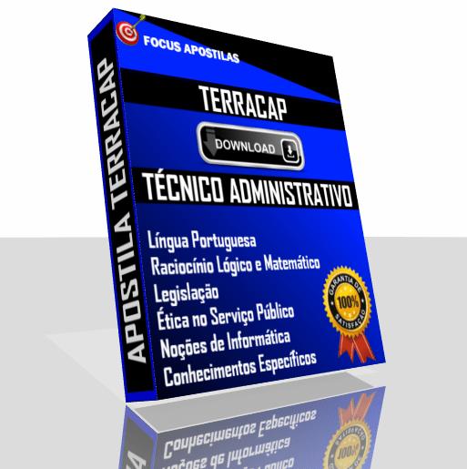 Apostila Terracap tecnico administrativo
