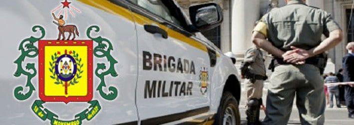 apostila pm rs concurso Polícia Ostensiva
