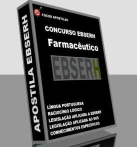 APOSTILA EBSERH FARMACÊUTICO PDF DOWNLOAD CONCURSO EDITAL