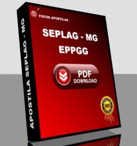 apostila sepla mg EPPGG pdf concurso