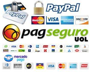 MercadoPago - Meios de pagamento apostila Agente Administrativo CRF PA