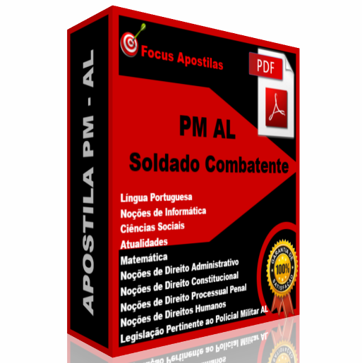 apostila pm al soldado combatente pdf download concurso