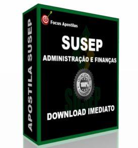 apostila susep Analista Técnico Analista Administração e Finanças pdf download concurso