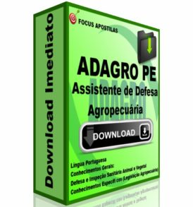 ADAGRO PE Assistente de Defesa Agropecuária concurso pdf download edital UPENET