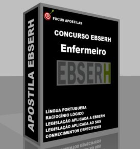 apostila EBSERH enfermeiro pdf download concurso edital