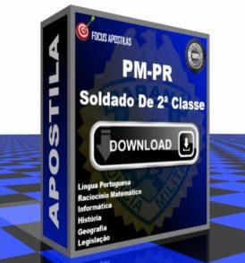 apostila pm pr soldado pdf download concurso 2020 edital